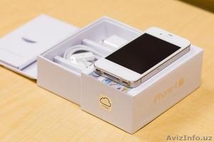 Яблоко iPhone 4S 64GB Neverlock Телефон белый  - Изображение #1, Объявление #1069590