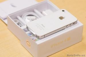 Яблоко iPhone 4S 64GB Neverlock Телефон белый  - Изображение #2, Объявление #1069590
