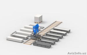 Оборудование для изготовления газобетона АСМ-10С - Изображение #1, Объявление #1582502